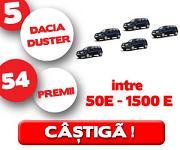 Participa la Concursul IMPUSCA UN DUSTER si poti castiga 1500 euro