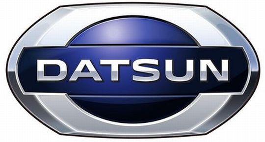 Marca Datsun revine pe piata in 2014