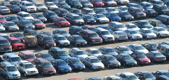 Masinile second-hand, mai ieftine cu 5% in februarie