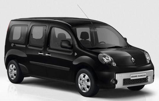 Renault Grand Kangoo, disponibil si in varianta cu 7 locuri