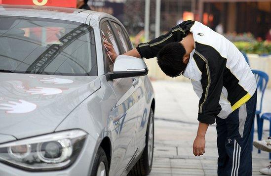 Lipit de un BMW seria 1 timp de 87 de ore pentru o custodie de 5 ani