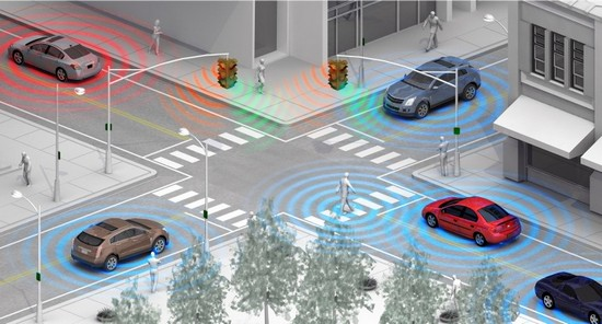 GM vrea sa echipeze masinile cu un sistem Wi-Fi de depistare a pietonilor