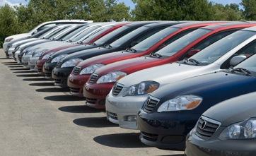 Piata auto europeana, in scadere cu 6,8 in primul semestru al 2012
