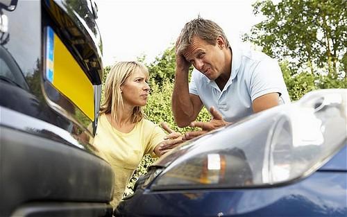 Care sunt drepturile soferului pagubit in caz de accident?