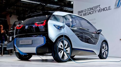 Modelul BMW electric i3 a fost lansat. In Romania va ajunge in 2014 sau 2015