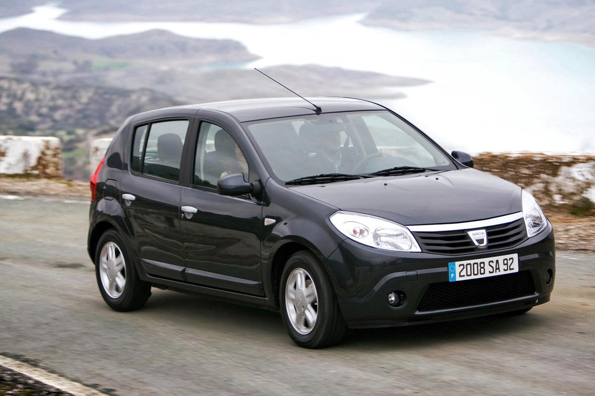Vanzarile de autoturisme Dacia au crescut pe piata franceza
