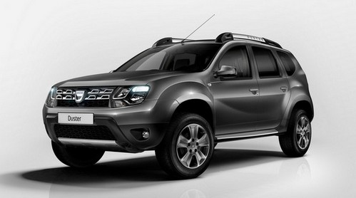 Noua Dacia Duster va fi prezentata in septembrie