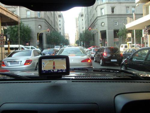 Soferii, supravegheati de Politia Rutiera cu masini si motociclete neinscriptionate