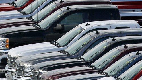 Piata auto europeana, in crestere in luna iulie