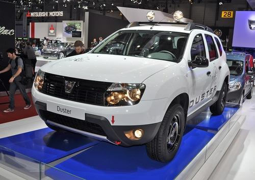 Dacia ia in calcul crearea unui model din clasa mica, dar nu si a unei masini sport
