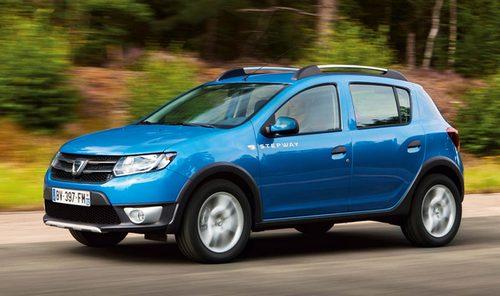 Dacia a inregistrat cea mai buna crestere de pe piata franceza alaturi de Toyota