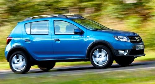 Inmatricularile Dacia, mai reduse cu 9,6% in luna august