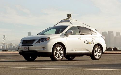 Masinile autonome Google conduc mai bine decat un sofer baut