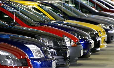 Piata auto din Europa va creste in 2014