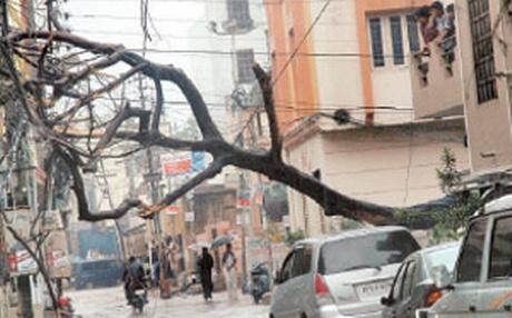 Primaria Sectorului 6 va despagubi masinile avariate de furtuna