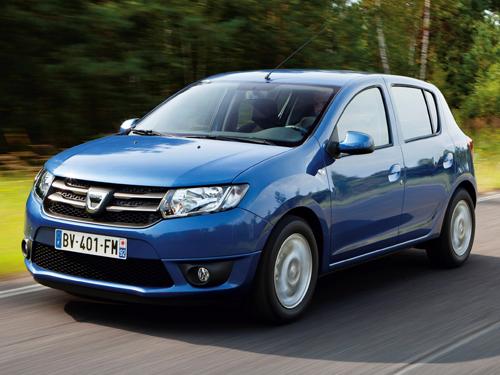Vanzarile Dacia au crescut cu 7.3% in Franta