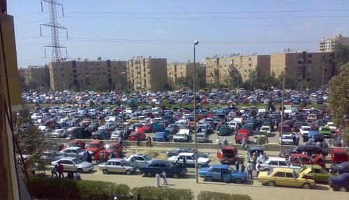 Numarul masinilor vechi aduse in Romania  a crescut in ultimii trei ani