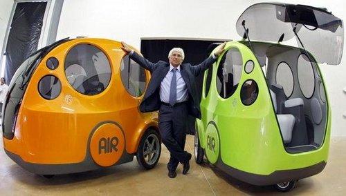 Masina cu aer comprimat ar putea intra in productie