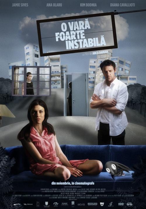 "Filmul ""O vară foarte instabila"" si-a ales masina oficiala: Dacia"