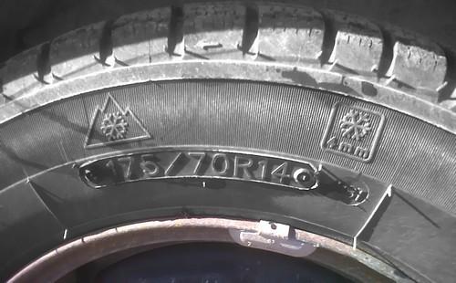 Atentie la anvelopele de iarna!