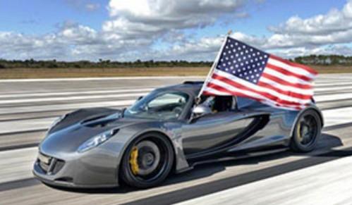 Cea mai rapida masina din lume