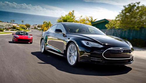 Fa cunostinta cu viitorul: masinile electrice