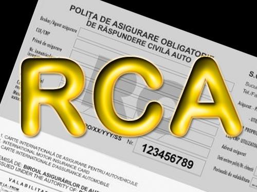 Polita RCA se scumpeste