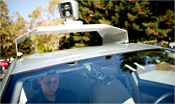 Masinile autonome, urmatorul pas in industria auto?