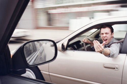 Cum ne pastram calmul in trafic
