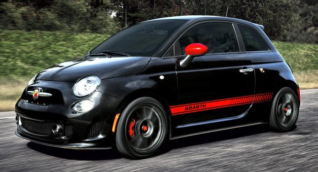 Noul Fiat 500 Abarth – o masina gata de distractie