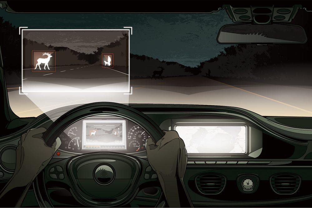 Cele mai neobișnuite tehnologii deținute de mașini
